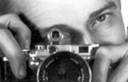 Self Portrait of Corporal Eagles, USMC (1953).  Click on image to enlarge.